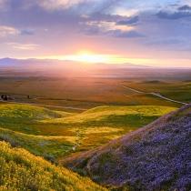final sunset valley